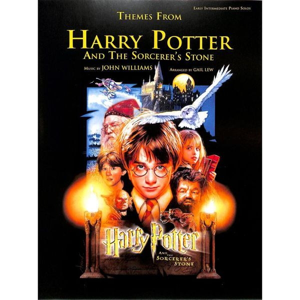 John Williams: Themes From Harry Potter And The Sorcerer's Stone. Klaviernoten