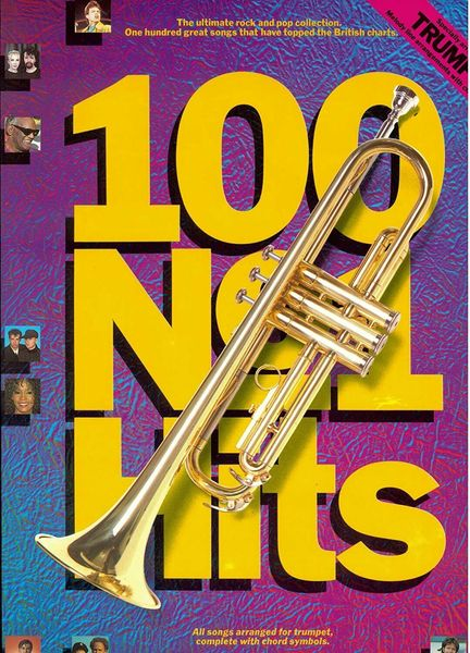 100 Number One Hits for Trumpet - Trompete Noten [Musiknoten] leicht spielbar