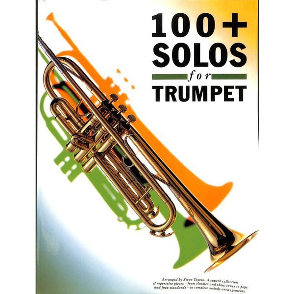 100 Plus Solos for Trumpet - Trompete Noten [Musiknoten]