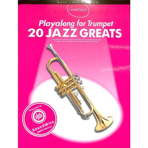 Jazz Greats - Playalong for Trumpet - Trompete Noten [Musiknoten]